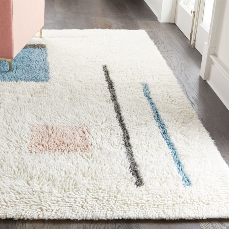Cassidy Rug Crate And Barrel Rugs Crate And Barrel Handcrafted Rugs