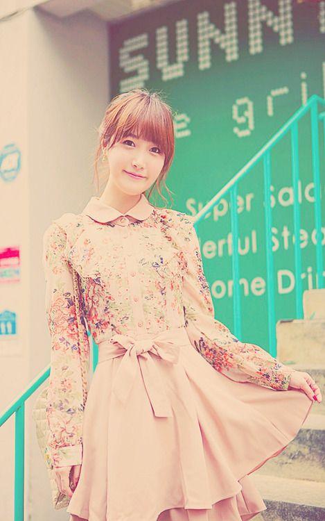 cute pink dress cute outfit k fashion �� casual