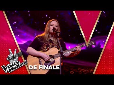 76 Sophia Kruithof Vincent Final The Voice Of Holland S10 Youtube The Voice Talentenjacht Coaches