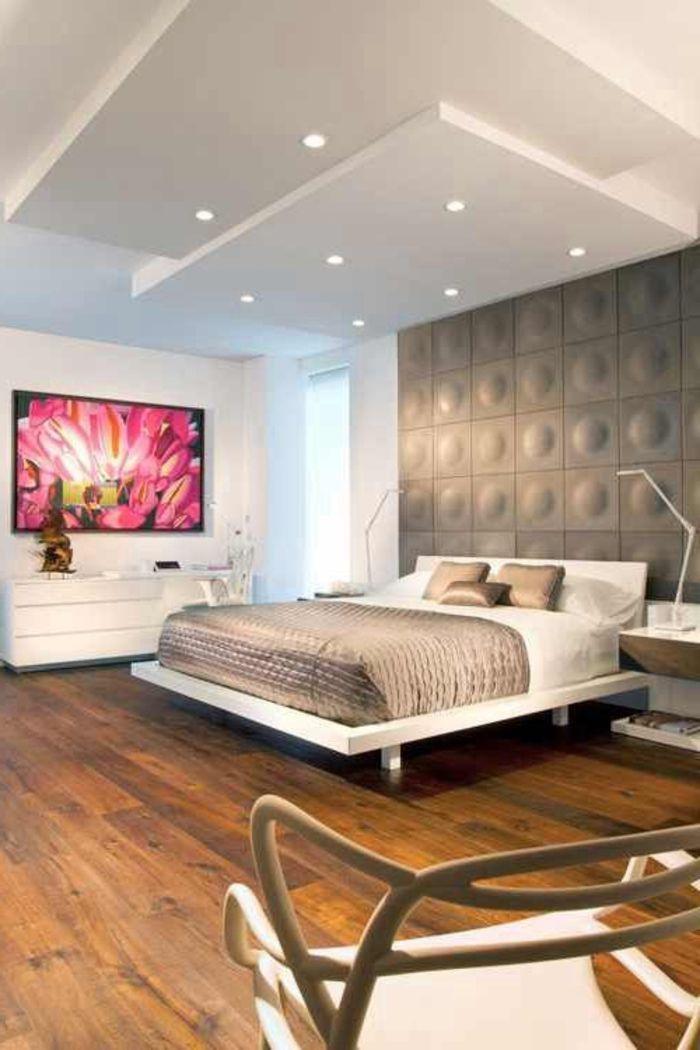 Vous cherchez des idées pour comment faire un faux plafond? Decoration