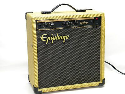 epiphone amplifier ep 800 vintage gibson guitar epiphone amp ep800 music gear antiques and. Black Bedroom Furniture Sets. Home Design Ideas