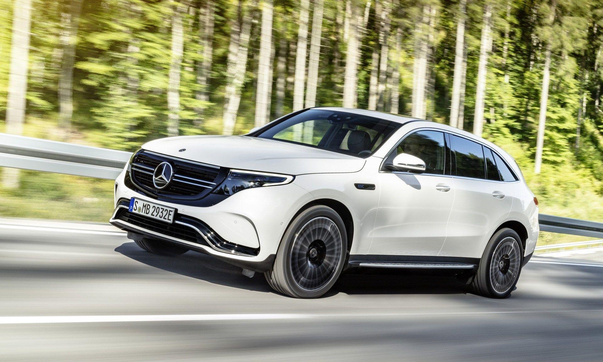 2020 Mercedes Benz Eqc Specs Mercedes Electric Benz Mercedes Benz