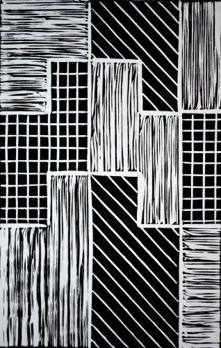 Abstracto De Lineas Rectas Abstracto Geometrico Abstracto Arte Abstracto Geometrico