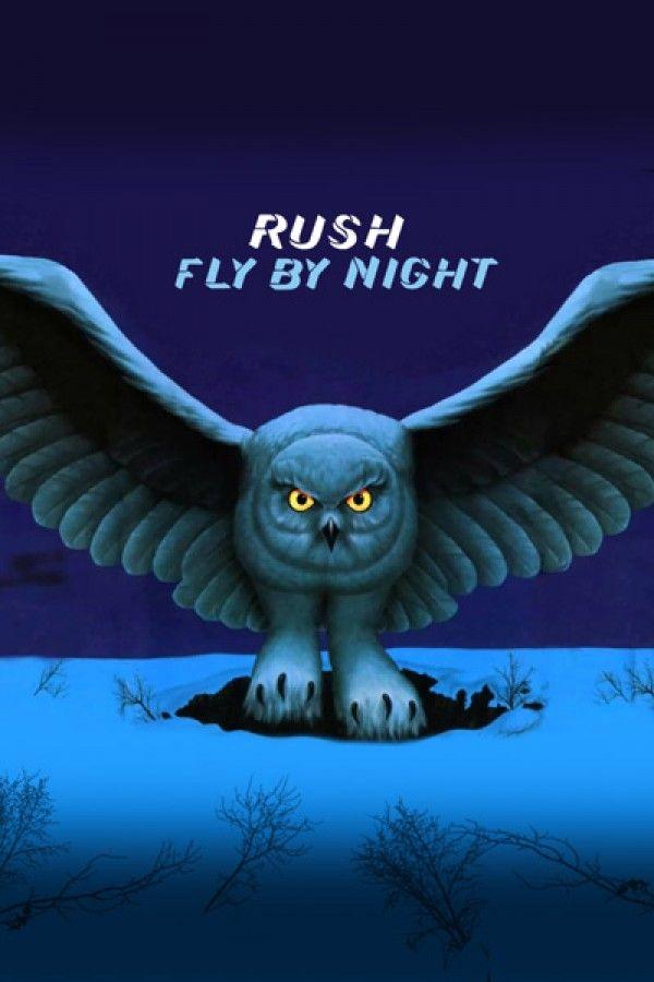 Rush - Fly By Night | rush in 2019 | Rush albums, Rush ...