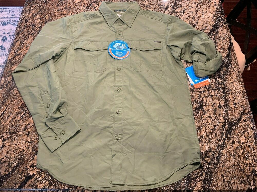 Columbia Westerly Winds Short Sleeve Omni Shade UPF 50 Men/'s Shirt All size