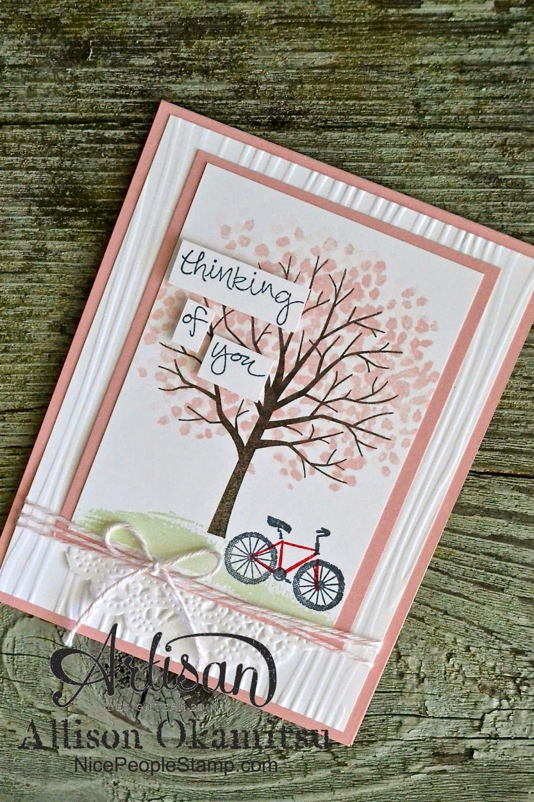 nice people STAMP!: Sheltering Tree Card
