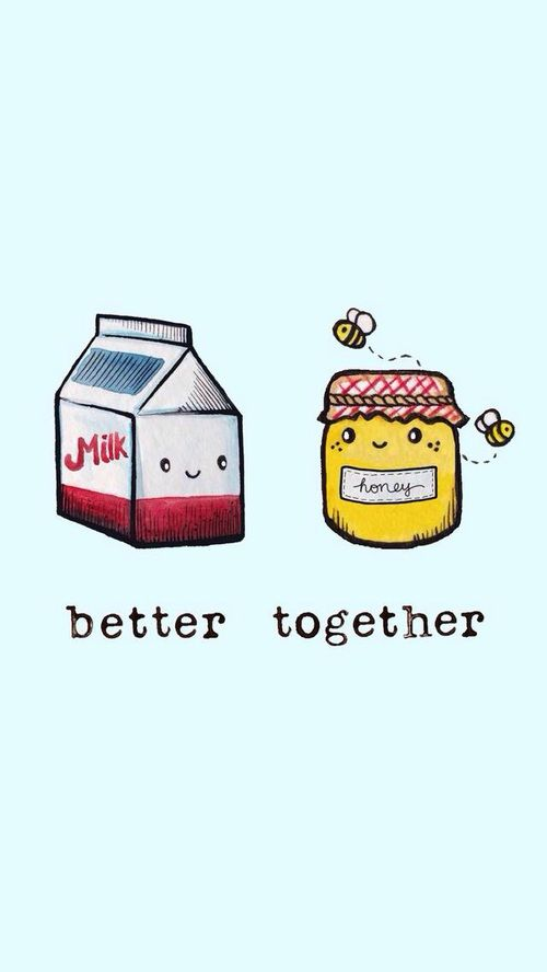 Better together ❤️ discovered by AllTimeDreamer