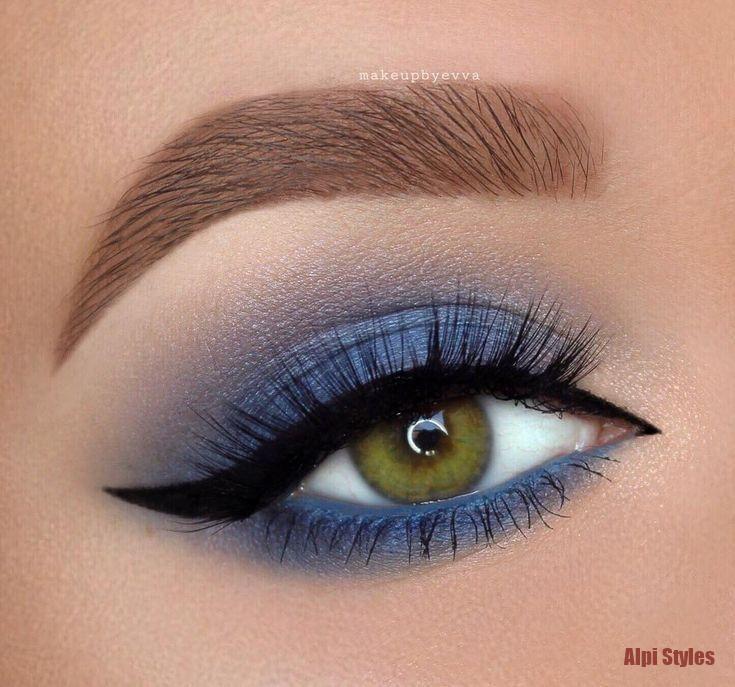 935 Likes, 17 Comments - Eva K.B   Makeup Artist (@makeupbyevva) on Instagram ... Eyeliner