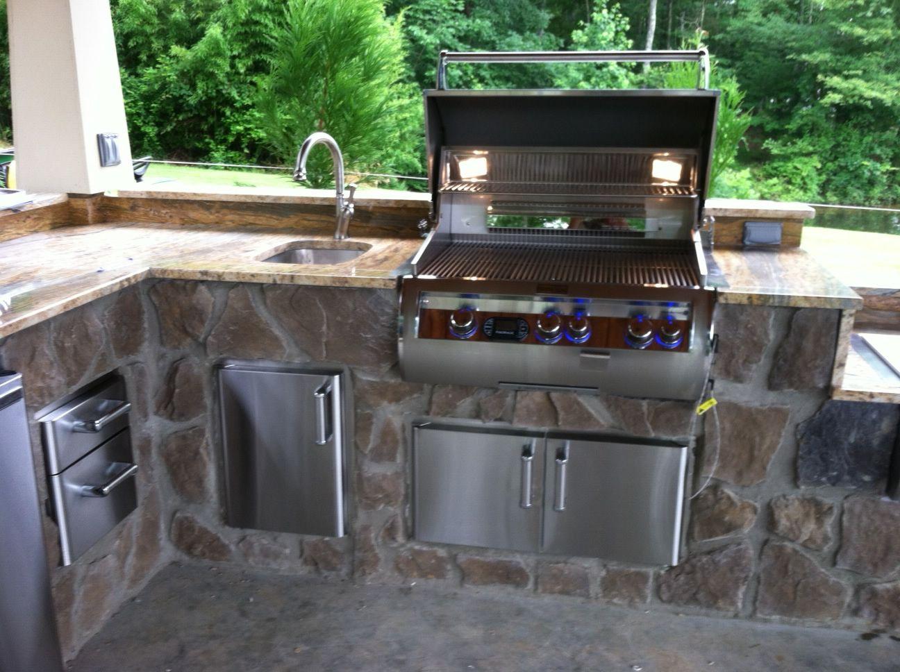 Einbau Gasgrill Outdoor Küche : Gasgrill in outdoor küche einbauen einbau gasgrill outdoor küche