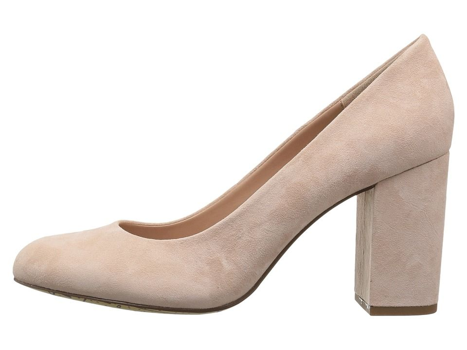 0774f6d9c7 Bella-Vita Nara High Heels Blush Kid Suede Leather | Products ...