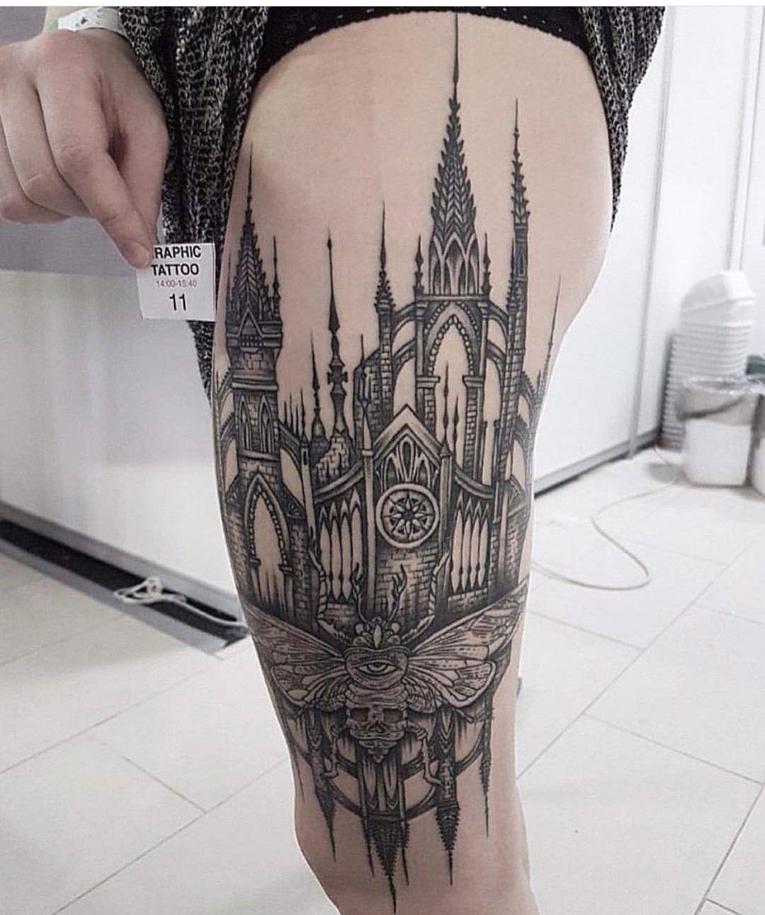 Pin by Jamie Buchanan on tattoo designs Badass tattoos