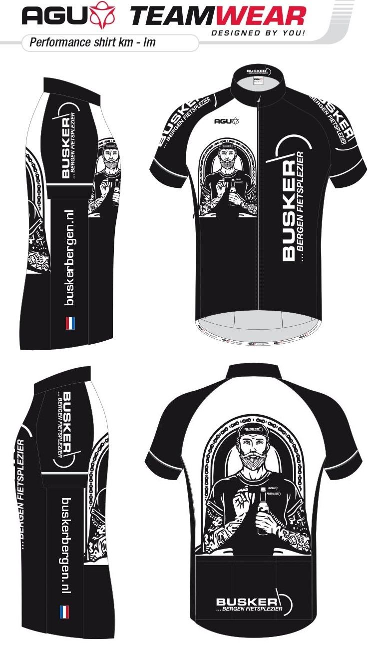 Cycling shirt design your own - Design Your Own Cycling Jersey By Agu Customized Cycling Apparel Designed For Busker