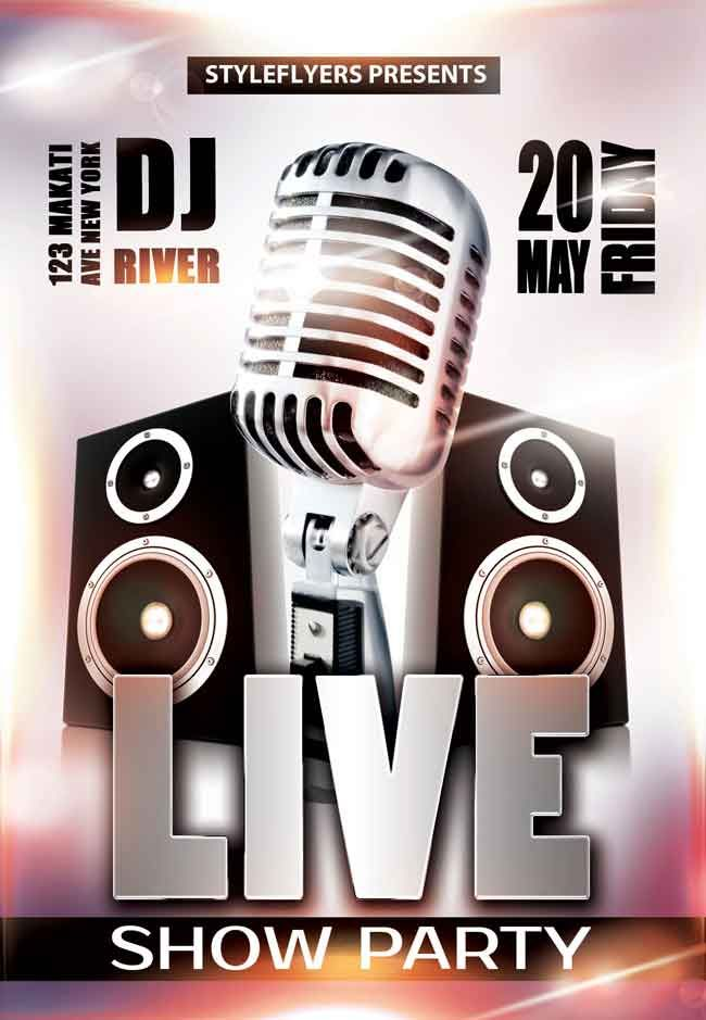 flyers live
