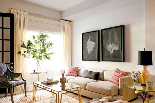 Get the Look AK Studio Living Rooms Pinterest