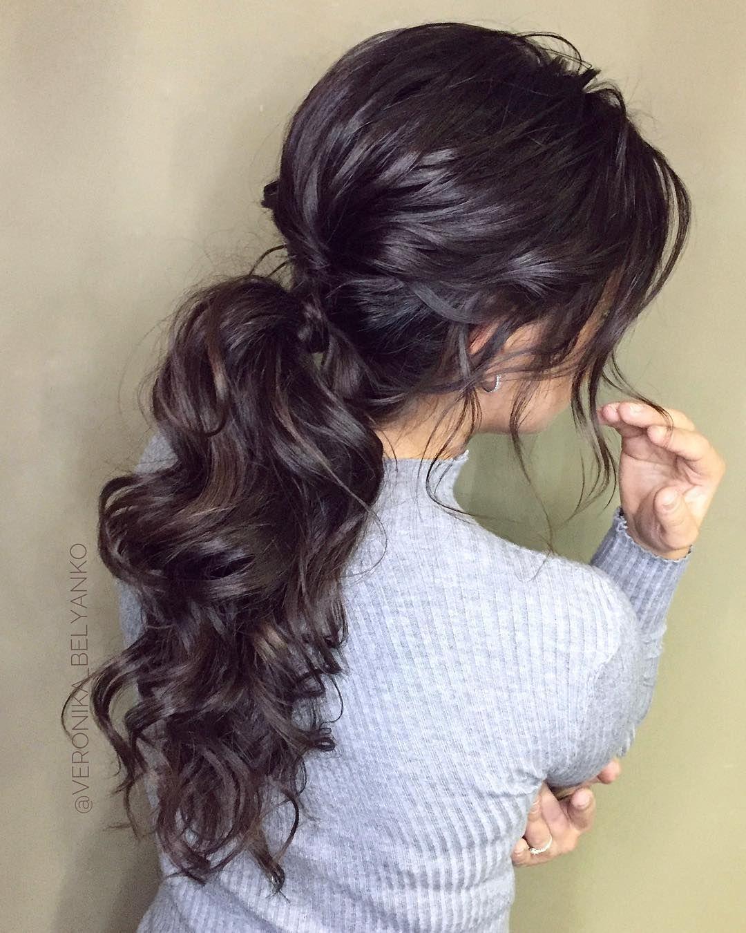 Beautiful Hairstyle Inspiration – Nika Belyanko Ma