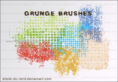Grunge Texture Set 21 - Download  Photoshop brush http://www.123freebrushes.com/grunge-texture-set-21/ , Published in #GrungeSplatter. More Free Grunge & Splatter Brushes, http://www.123freebrushes.com/free-brushes/grunge-splatter/ | #123freebrushes