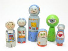 Wooden in Kids & Baby > Toys - Etsy Gift Ideas - Page 2