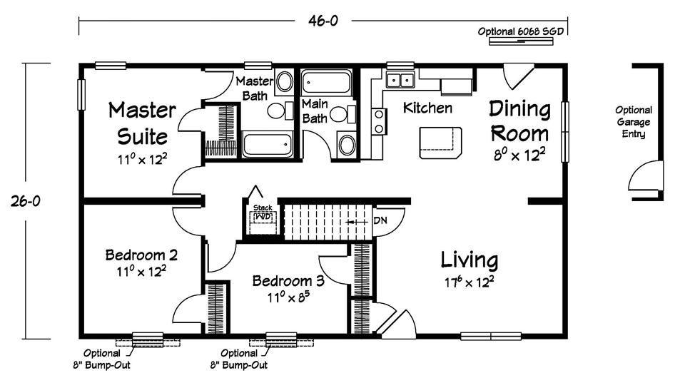 Tiny Home Designs: Modular Home Manufacturer - Ritz-Craft Homes