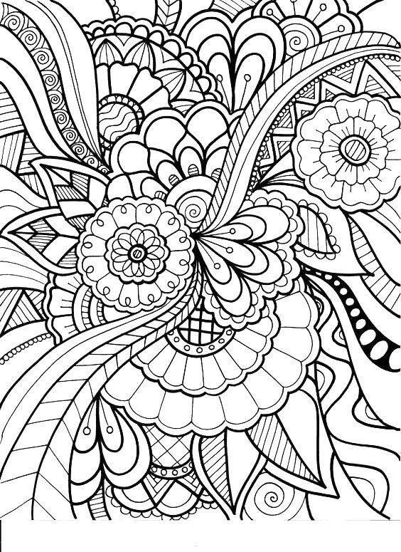 Pin von Ilgın auf Zentangle boyama | Pinterest