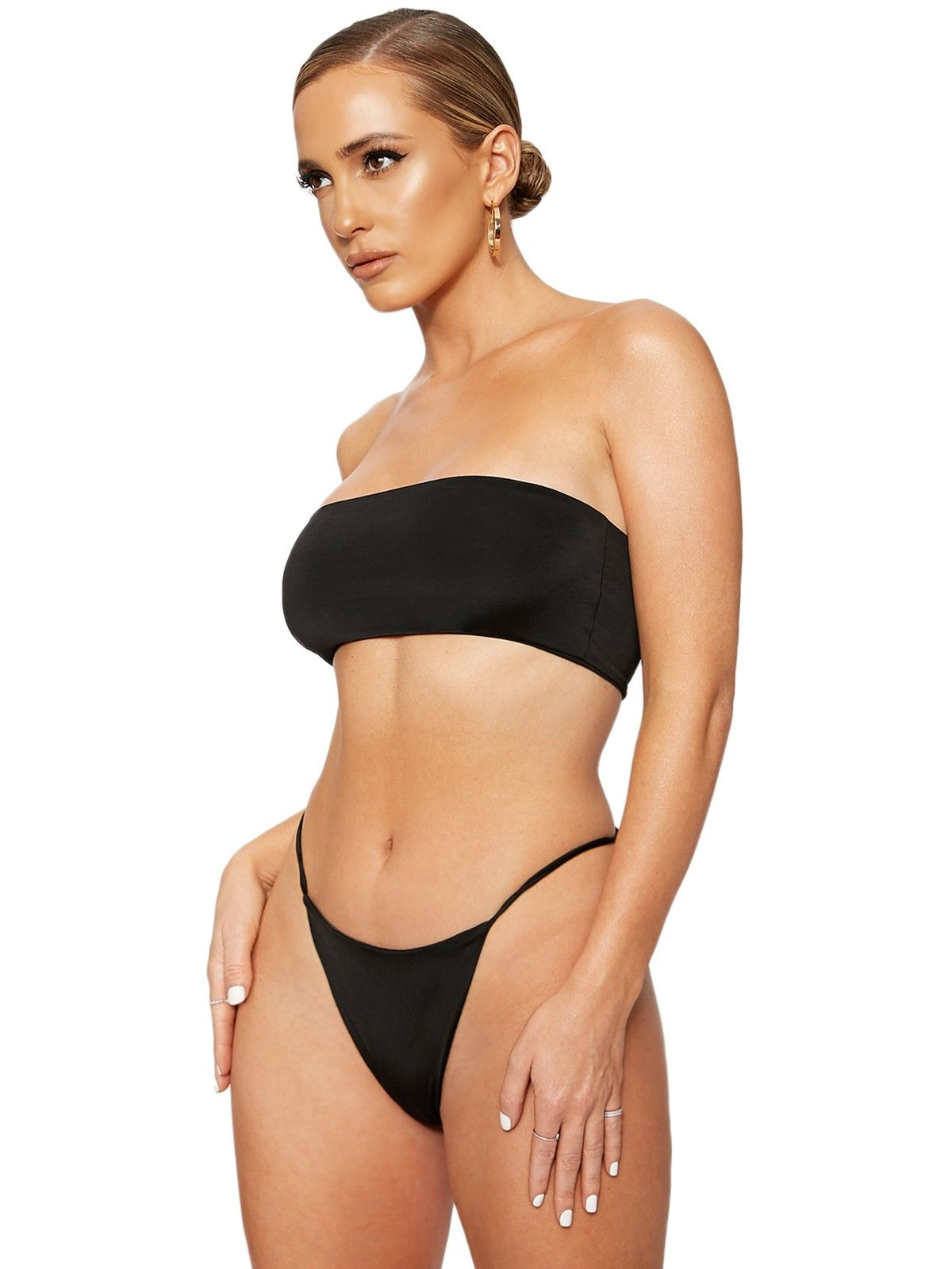 d838b29635 Bad Beach Bandeau Bikini - New Arrivals Bandeau Bikini