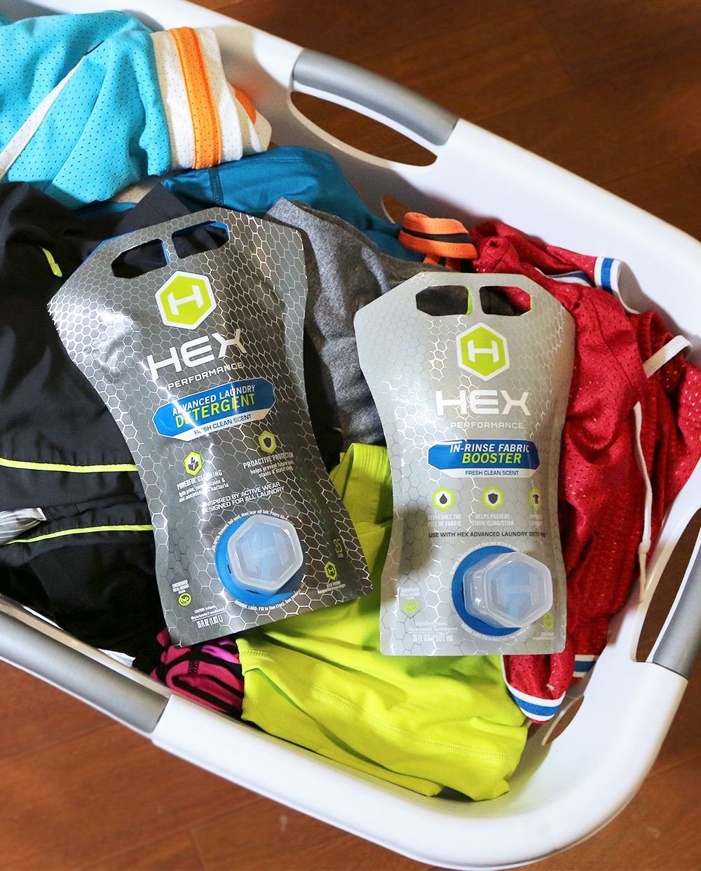 How To Wash Workout Clothes Best Detergent For Workout Clothes