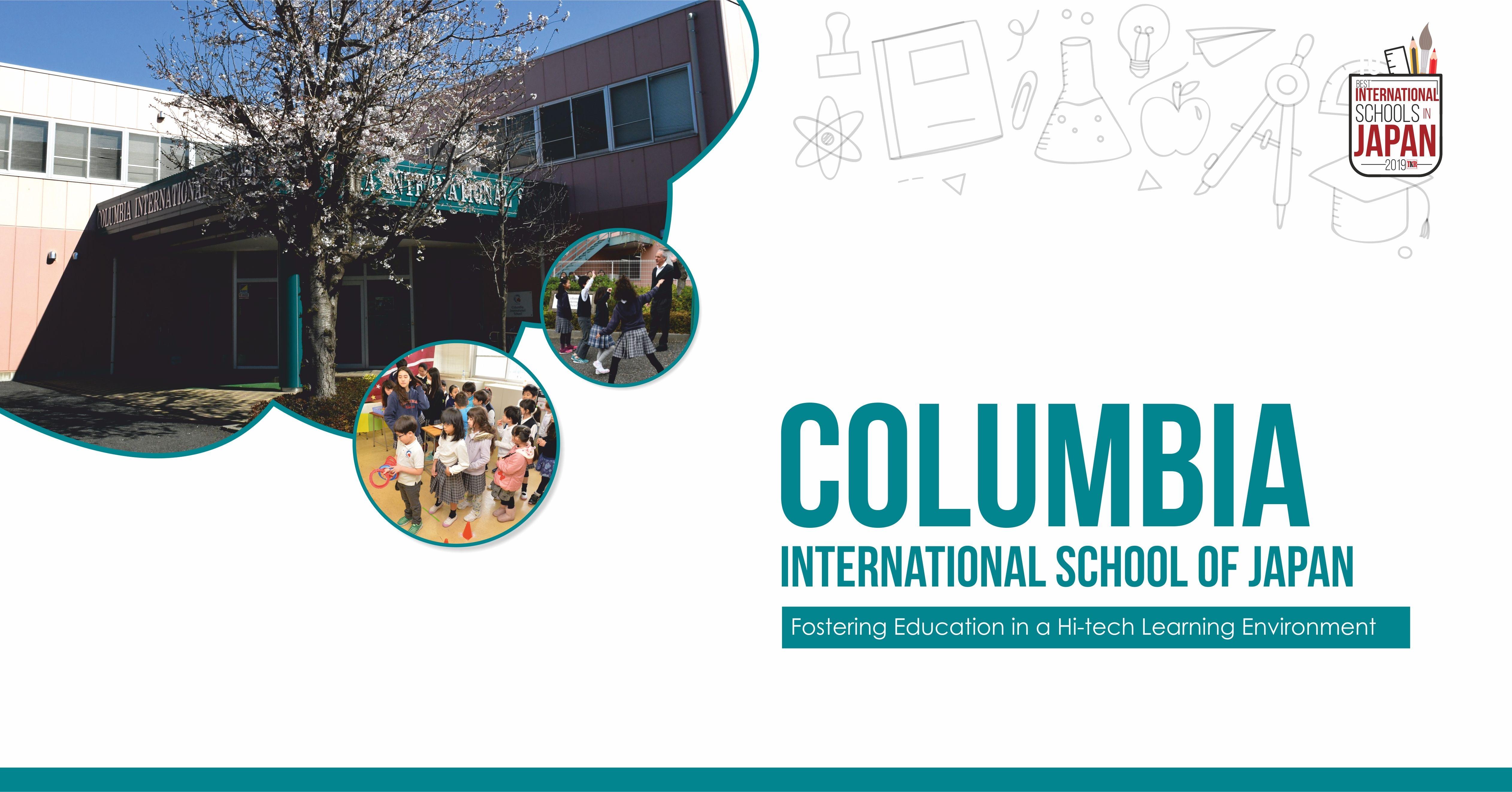 Columbia International School Of Japan International School Learning Environments Japan