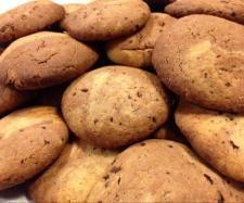 Biscotti con gocce di cioccolato vegan - bimby