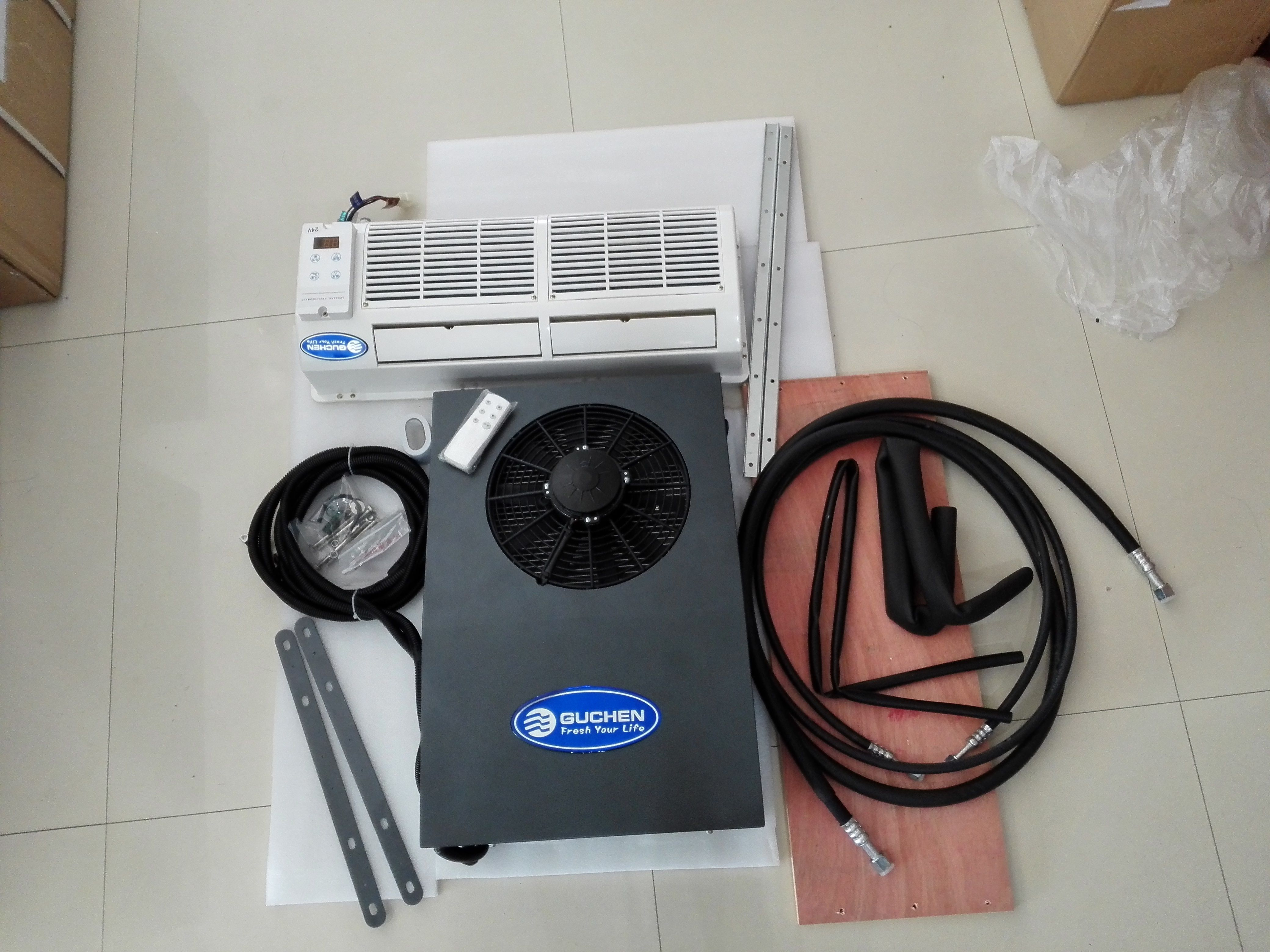 medium resolution of airpro300b van air conditioner uses low voltage protector for control panel and compressor to avoid discharging the battery below its required voltage