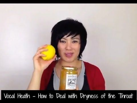 Hi there, Songbirds!   Dryness in the throat is such a pain for singers, here are my 4 Top Tips on how to deal with it.  Feel free to share this with your friends!