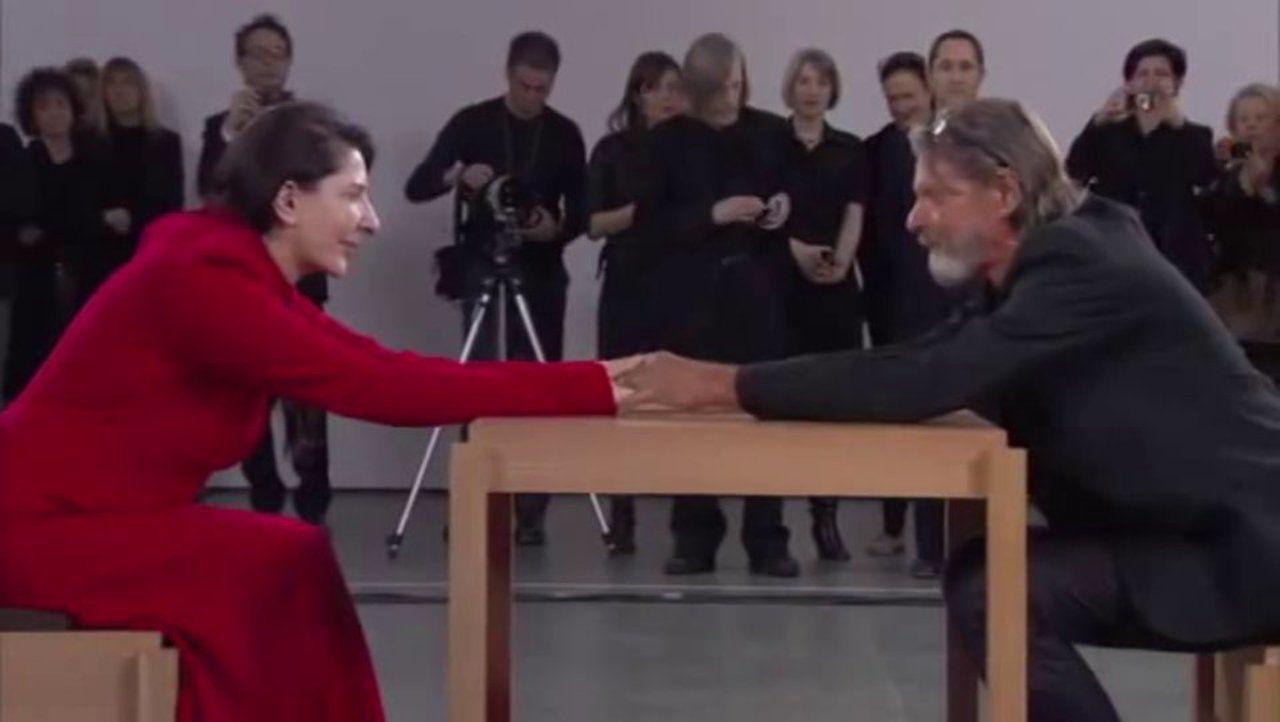 Marina Abramović meets Ulay - MoMA 2010 on Vimeo