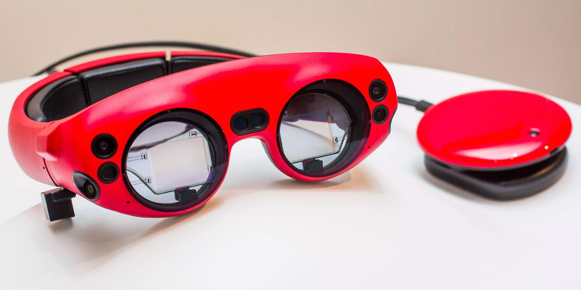 The Magic Leap One AR headset is out now for 2295 but not