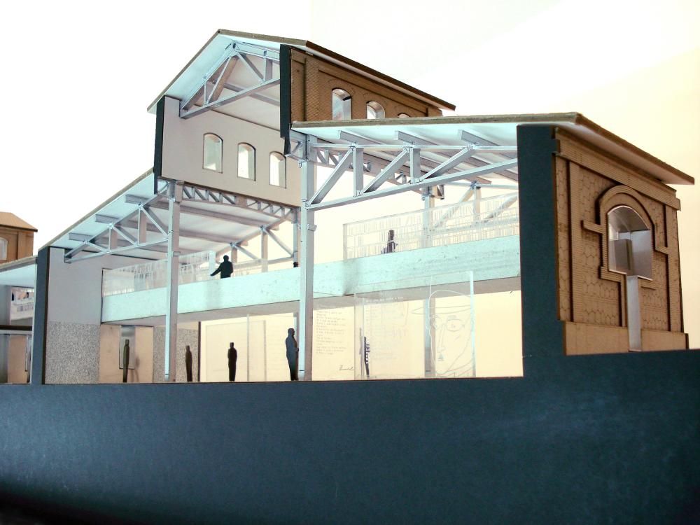 Casa del Lector / Ensamble Studio