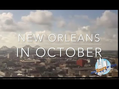 40+ Things to Do in October in New Orleans Free Tours by