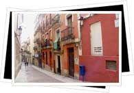Steden | El Barrio, historische wijk | Alicante