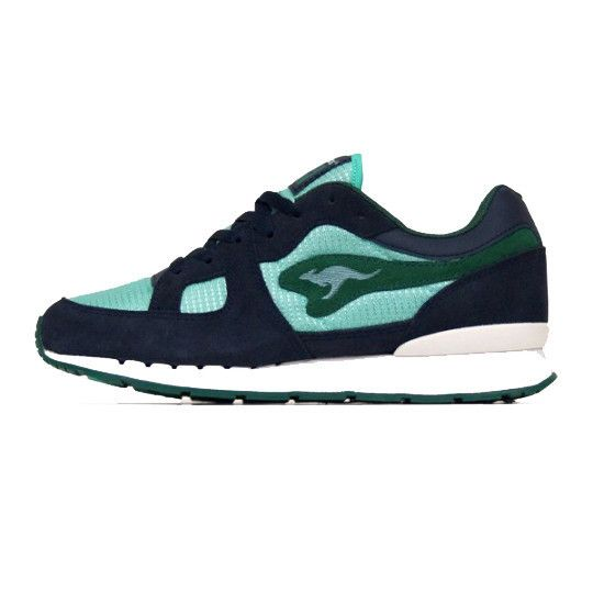 Buty Kangaroos Coil R1 Dk Navy Lt Baltic Buty Magictown Incase Stussy Rocawear Southpole Crooks Castles New Sneaker Releases New Sneakers Sneakers