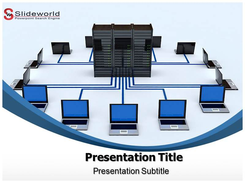 network & #it #powerpoint #presentation http://www.slideworld, Modern powerpoint