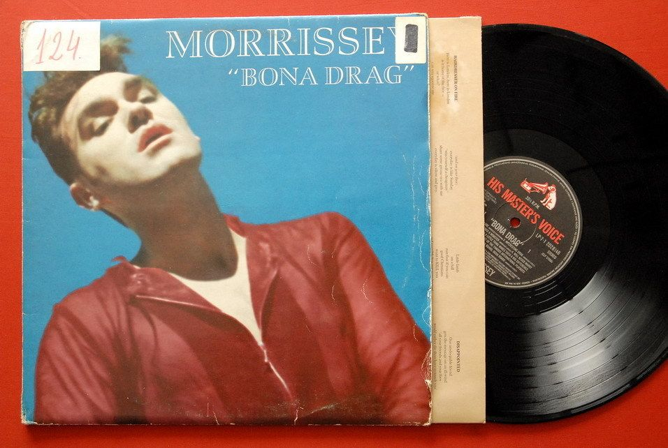 Morrissey Bona Drag Lp Bona Drag Morrissey Will Smith