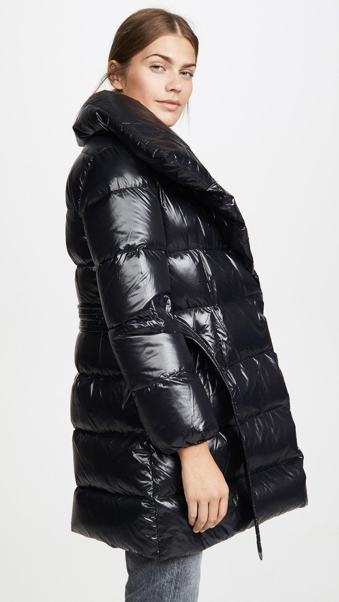 Mackage Linzie Jacket Mackage Jacket Puffer Jacket Women Jackets [ 2000 x 1128 Pixel ]
