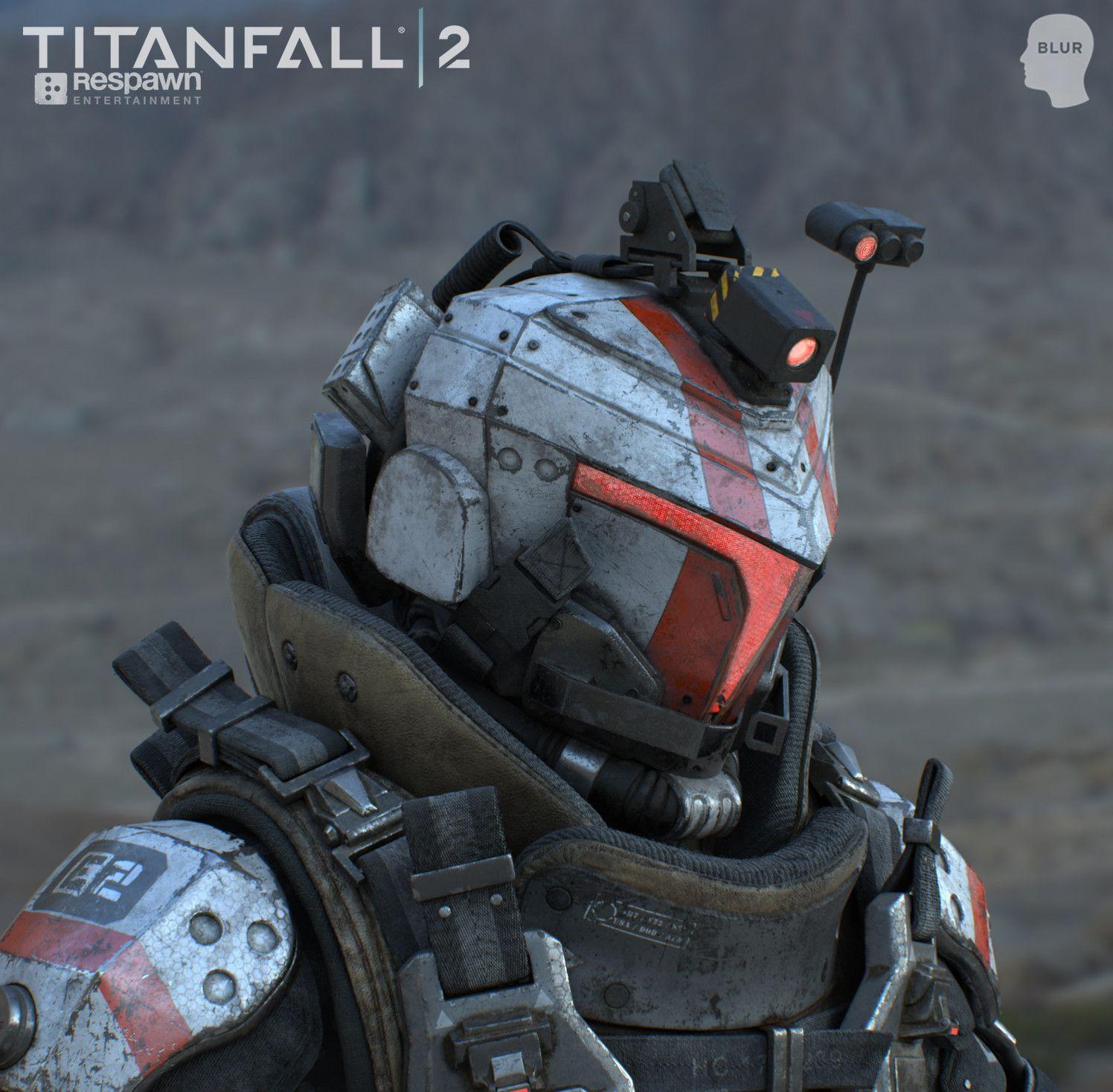 ArtStation - Blur Studio : Titanfall 2 - TV spot / Game ...