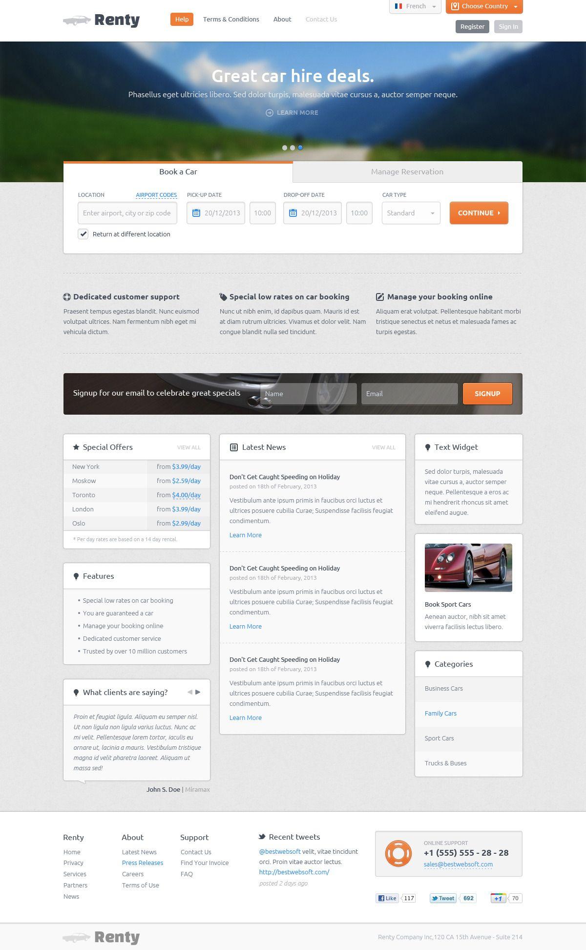 Fantástico Sitios Web De Reanudación Colección de Imágenes - Ejemplo ...