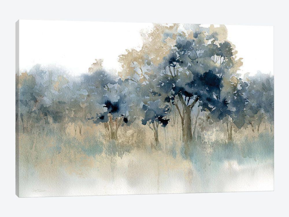 Water S Edge Ii Canvas Art Print By Carol Robinson Canvas Art