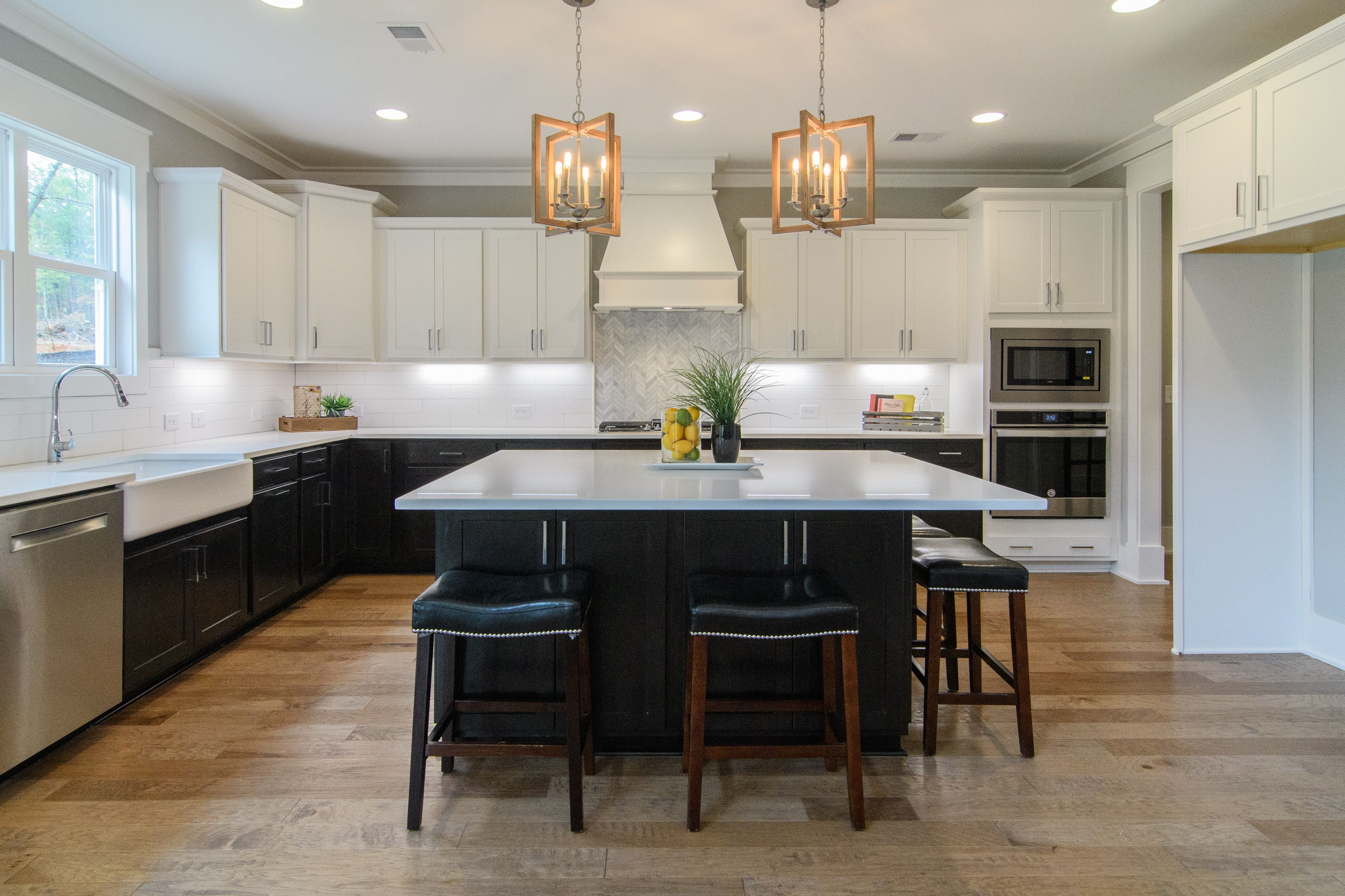 Paint - SW 0055 Light French Grey Cabinets Lower - Benton ...