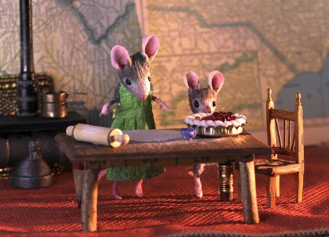 MousesHouses: February 2012