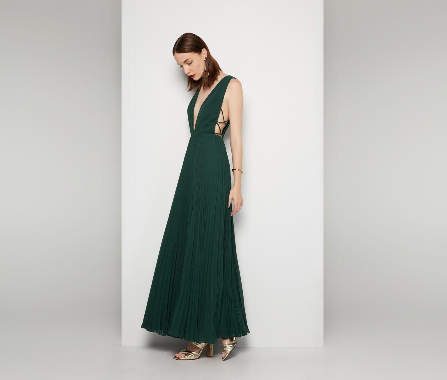a0201e67304a Fame & Partners Allegra Dress | wedding dresses | Dresses, Green ...