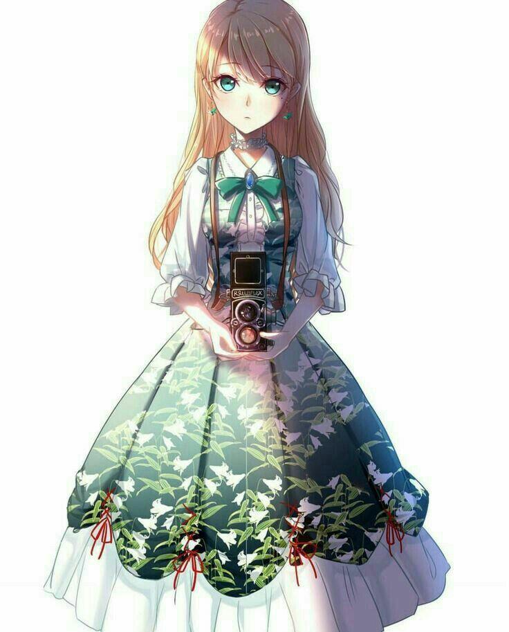 Пин на доске Anime(girls