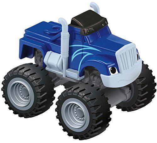 Fisherprice Nickelodeon Blaze The Monster Machines Crusher Vehicle