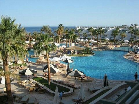 Hilton Sharm Waterfalls Resort Waterfall Resort Resort Hilton
