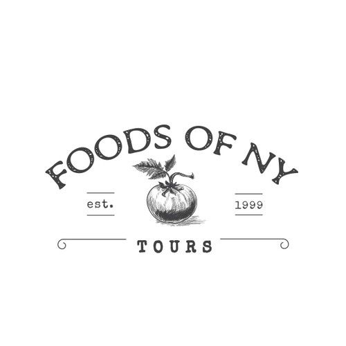 Hand Drawn Illustration That Is Suitable For Any Organic Healthy Bio Food Business FoodLogo IdeasLogo