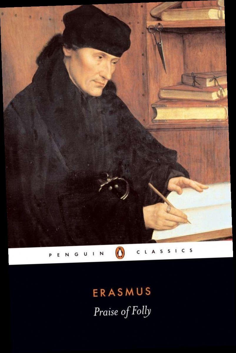 Ebook Pdf Epub Download Praise Of Folly By Erasmus Penguin Classics Penguin Books Books