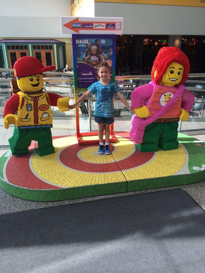 LEGOLAND® Discovery Center   Kansas city, Legoland, Kansas